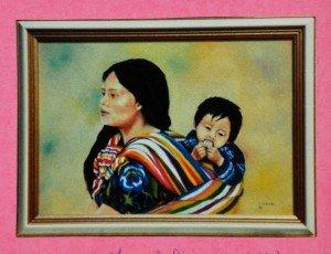 la bolivienne R
