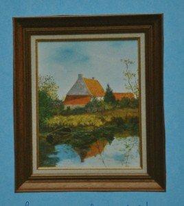 maison au bord de l'eau St Omer R